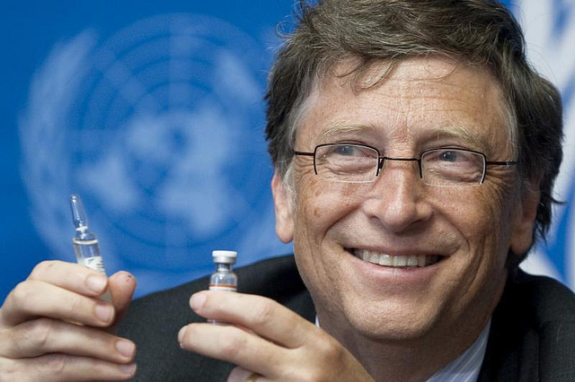 DTP vaccine from Bill Gates killed 10x more African girls than disease