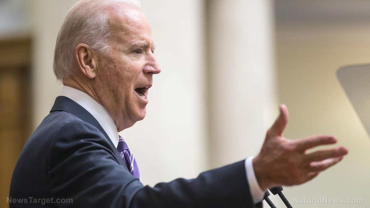 Biden's flurry of executive actions is mostly meant as backhand to Tru