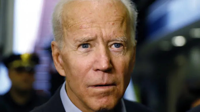 Biden Warns 'Economic Crisis Deepening' After Slashing Thousands of Jo