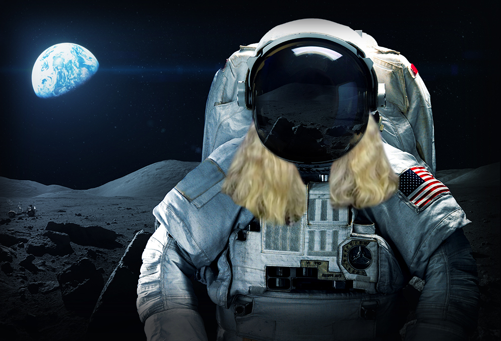 TRANSTRONAUTS: Transgender astronauts and problems with space balls