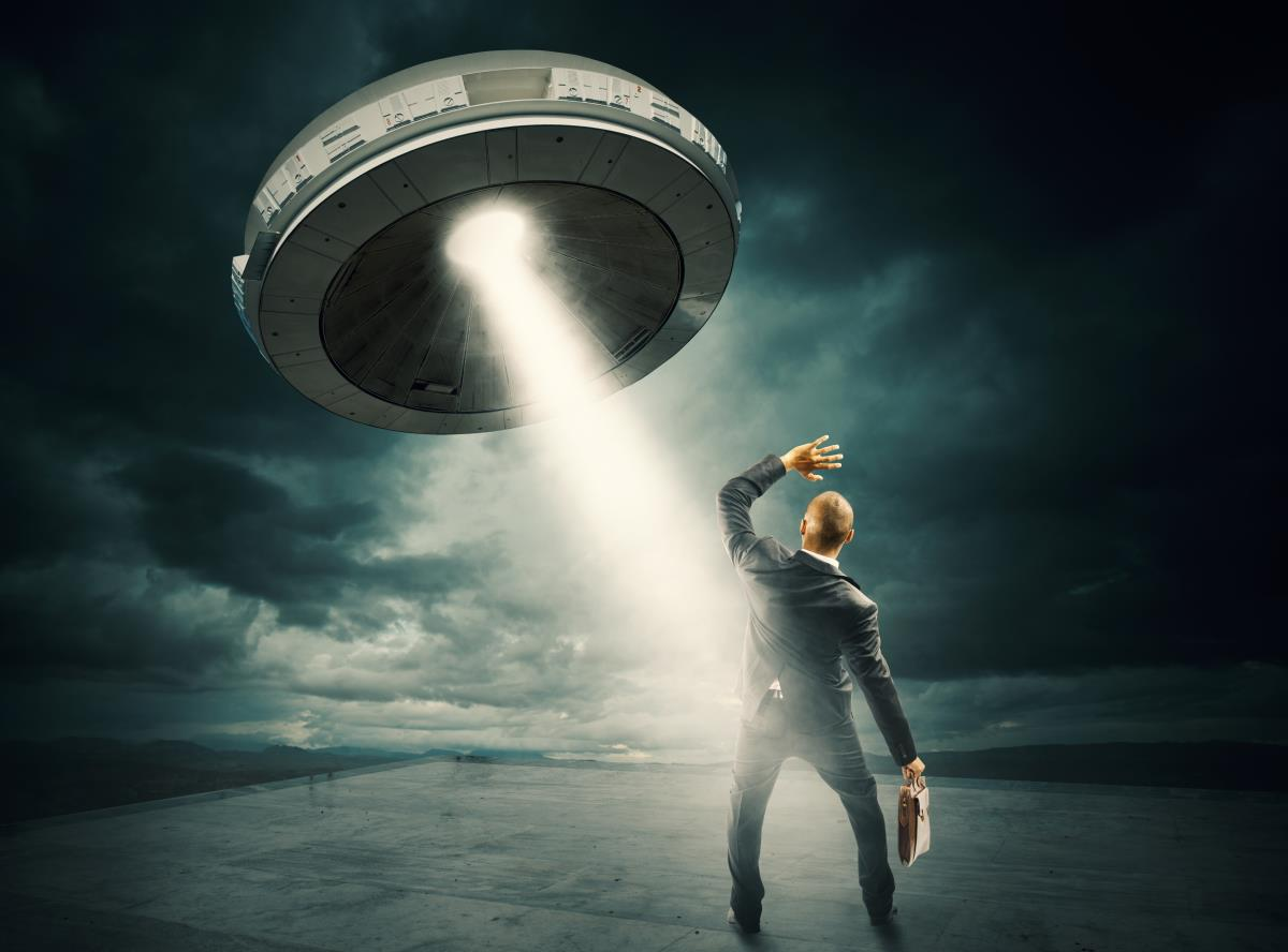 THE TRUTH IS OUT THERE: UFO documents made available online