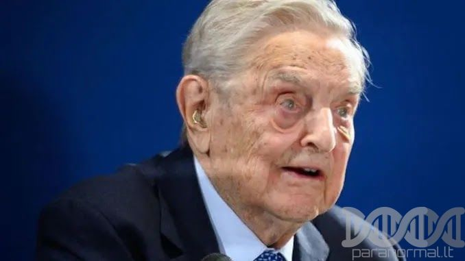 George Soros Boasts Pandemic Is 'Crisis of My Lifetime' That Will Allo