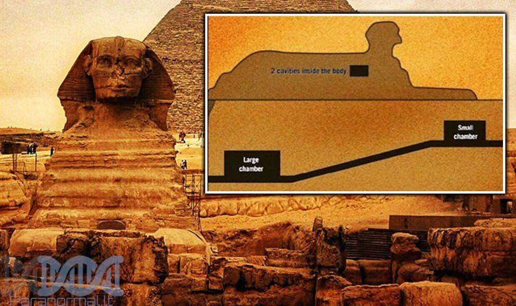 The Sphinx, Ancient Mysteries, Bizarre, Conspiracy Theory