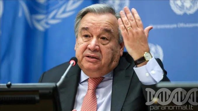 UN Chief Says W.H.O is 'Irreplaceable'