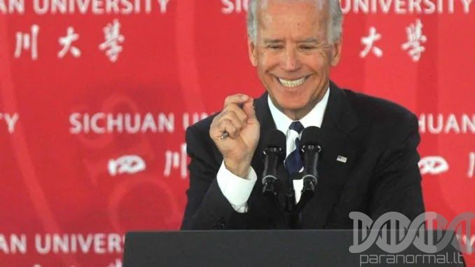 Unearthed Biden Speech in China Urged CCP Intrusion Into