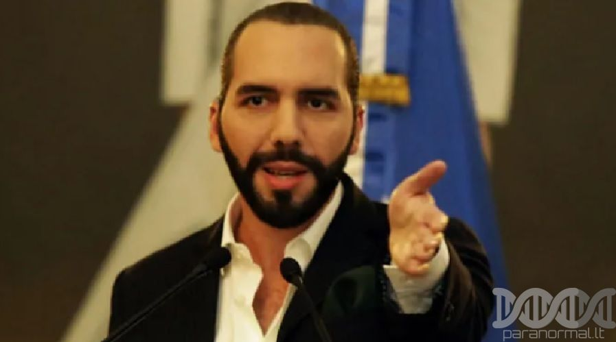 El Salvador President Admits He's Taking Hydroxychloroquine