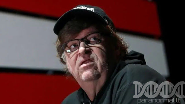 Michael Moore Demands Minneapolis Police HQ Be Demolished