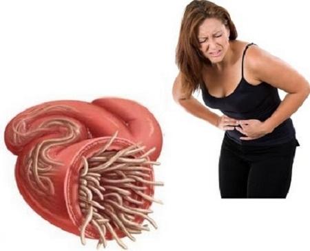 паразиты в организме человека лечение и диагностика