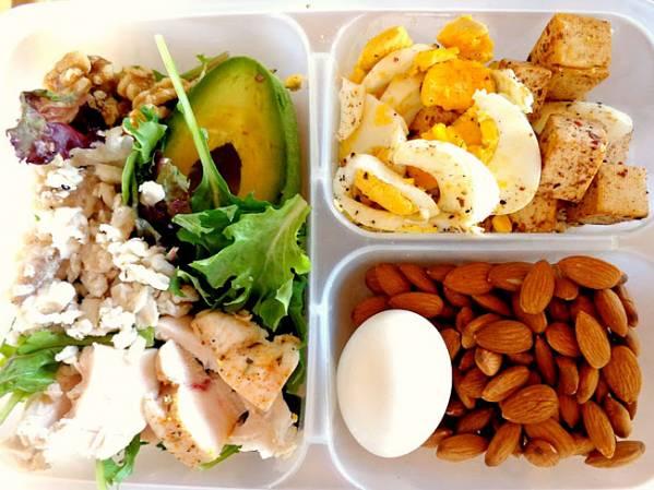 7 dienų baltymų dieta