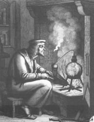 Homunkulas: žmogus iš kolbos