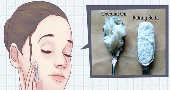 Kaip naudoti kokoso aliejų ir soda, kad atrodytum jauniau!