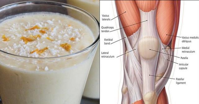 Gėrimas kuris padės sumažinti sąnarių skausmą ir uždegimą!