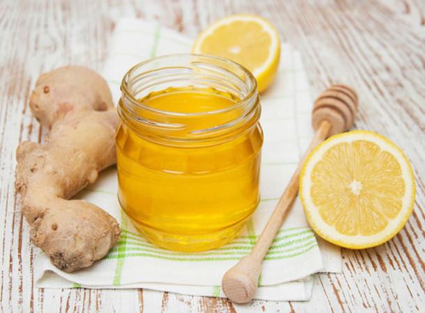 Imbieras, obuoliai ir citrinos greitai išplaus toksinus iš tavo kūno