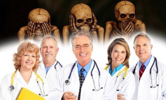 Šiuolaikinė medicina tik daro vaizdą, kad gydo žmogų, tai genocidas