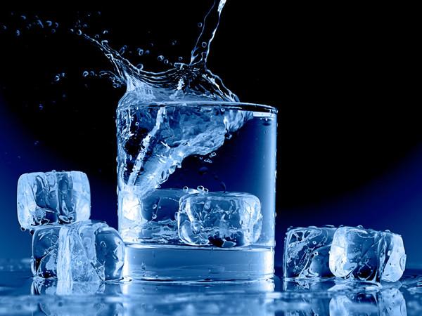 Gydomosios tirpaus ledo vandens savybės