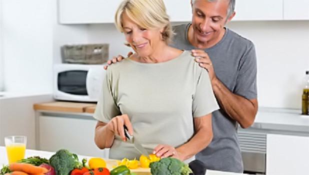 Maisto produktai, stabdantys senėjimo procesus