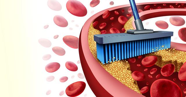 Kokie produktai valo kraujagysles ir joms neleidžia užsikimšti