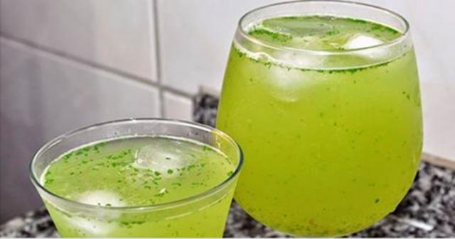 Natūralus gėrimas kuris per 5 dienas pašalins patinimus, toksinus ir sumažins juosmens apimtis!