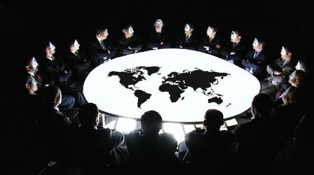 Trišalė komisija: globalinė kabala - paranormal.lt