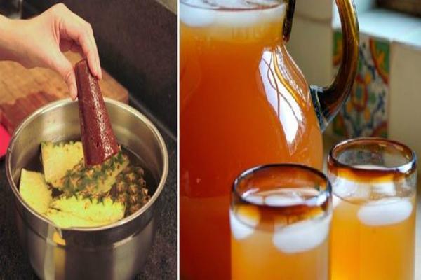 Ananasas ir cinamonas: gėrimas, kuris sumažins riebalų perteklių!