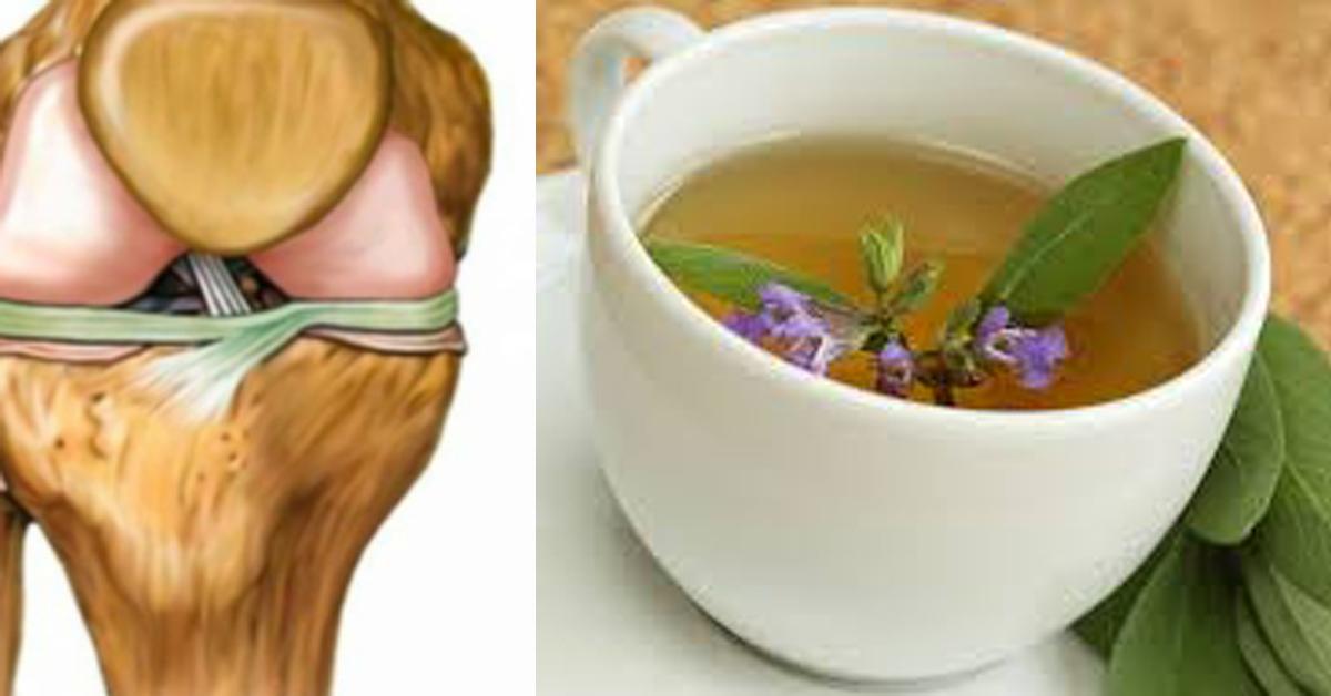 Ši arbata atstatys sąnarius per mėnesį. Kaip apsaugoti osteoartrito vystymąsi!