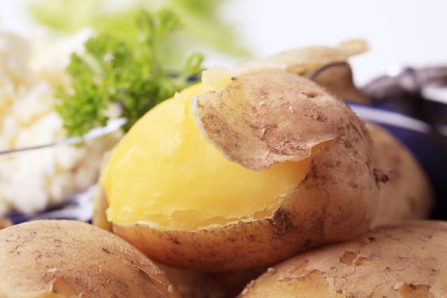 Bulvės - maistas, vaistas