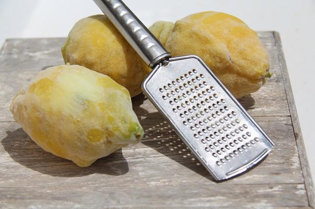 Kodėl verta šaldyti citrinas?