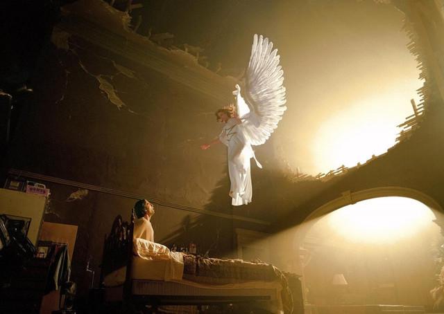 Kaip susitikimas su savo angelu sargu