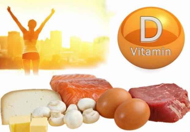 Vitamino D sukelia daugybę ligų