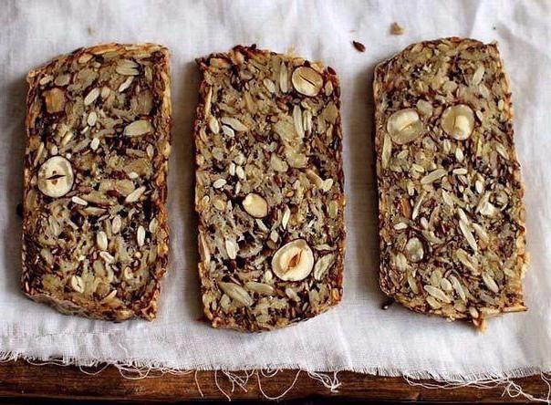 Naudingos duonos receptas
