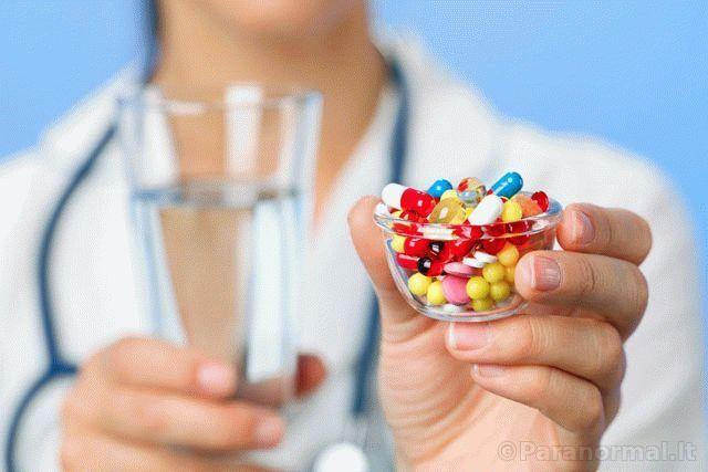"""Metabolizmas. Vaistai, kurie """"gydo"""""""