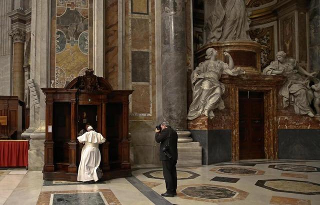 popiežius pranciškus, nuotrauka, kunigas