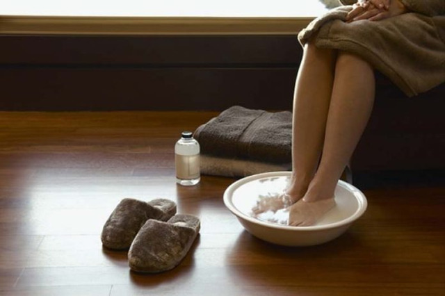 detoksikacija, organizmo valymas, pėdos, patarimai, liaudies medicina