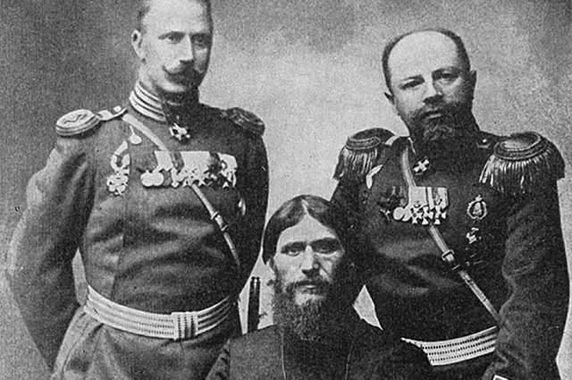 Rasputinas, aiškiaregys, Rasputino pranašystės, Rusija
