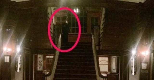 stenlio viešbutis, vaiduokliai, vaiduoklis
