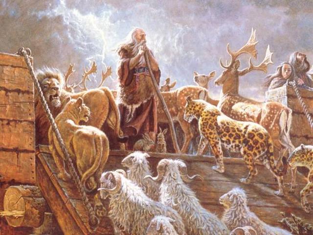 tvanas, biblija, nojus, hipotezės, istorijos paslaptys