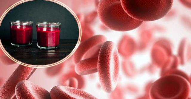 Pašalins geležies trūkumą organizme ir greitai normalizuos visus kraujo rodiklius!