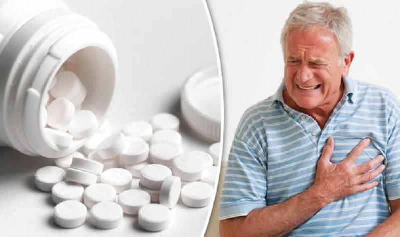 aspirinas per dieną širdies sveikatai)