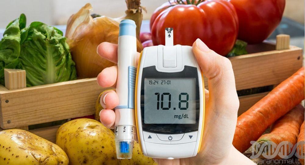 maisto gaminimas sergant hipertenzija ir cukriniu diabetu