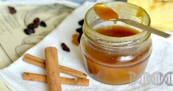 medus hipertenzijai liaudies receptuose