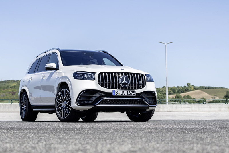 Visureigis: Mercedes-AMG GLS 63 4MATIC+