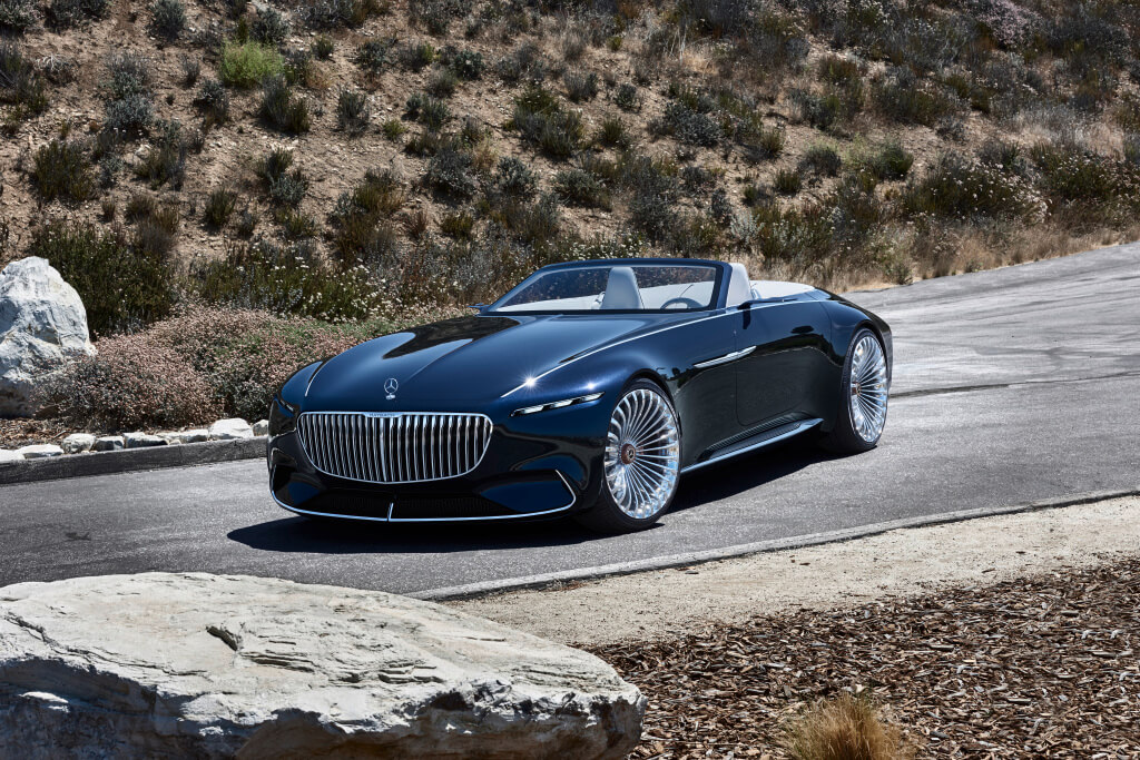 "Koncepcinis ""Mercedes–Maybach"""